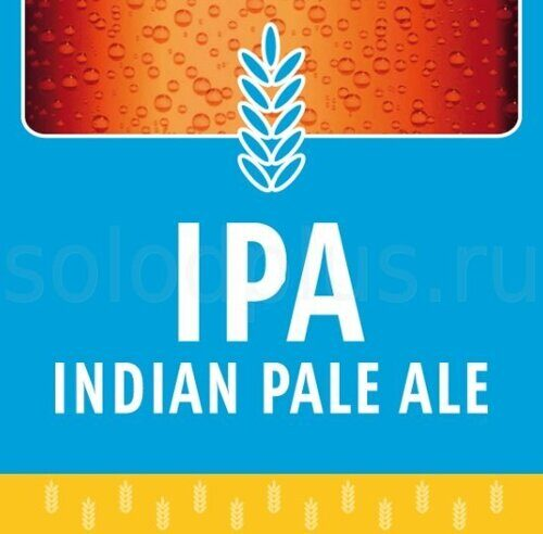 Зерновой набор «India Pale Ale» (IPA) Индийский бледный эль